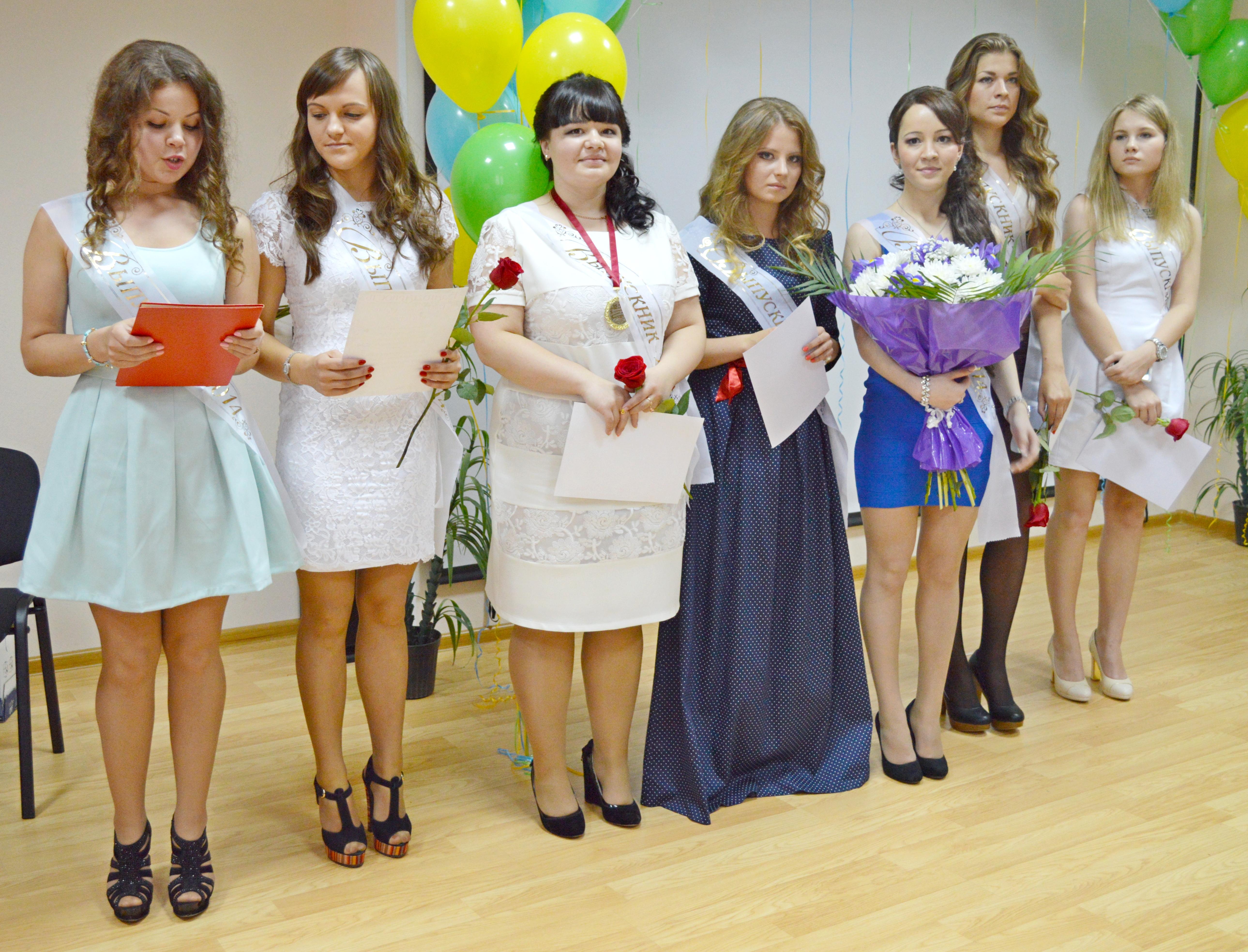 Вручение дипломов выпускникам Выборгского Медицинского колледжа  Вручение дипломов выпускникам Выборгского Медицинского колледжа